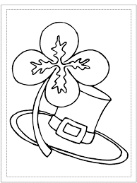 259 Free Printable St Patrick S Day Coloring Pages Inside