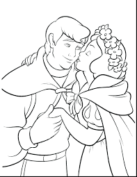 Good Snow White Coloring Pages Page Print Globe Free