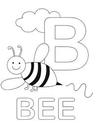 Coloring Pages Printable Bees Animals Games For Toddlers Online Free Cute Adorable Pictures Comprehension Discussion