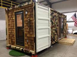 100 Cargo Container Cabins Shipping Hunting Auctioncom