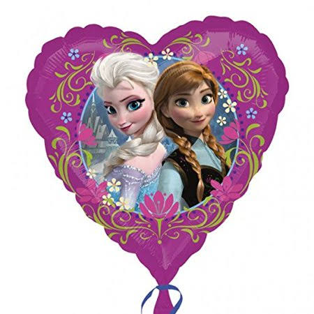 Anagram International HX Disney Frozen Love Party Balloon
