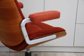 fauteuil bureau vintage charmant chaise de bureau vintage