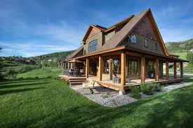 Harmonious Mountain Style House Plans by 20 Homes With Beautiful Wrap Around Porches Porch Wraps And