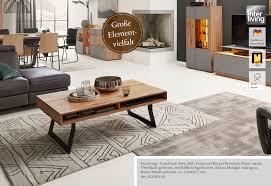 wohnzimmermobel eiche modern caseconrad