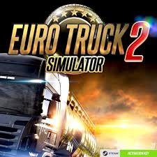Euro Truck Simulator 2 PC Game Steam Digital Download