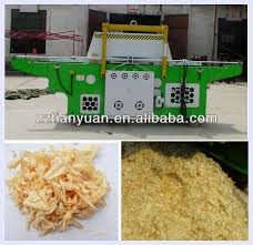 quality wood shaving machine for animal bedding with ce iso