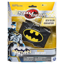 Halloween Voice Changer by Spy Gear Batman Night Scope Playset Walmart Canada
