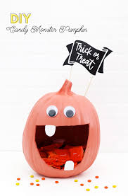 Halloween Candy Dish Craft by Halloween Candy Dishes