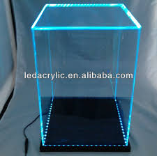 1 6 Scale Lighted Acrylic Display Case For 12 Inch Figure