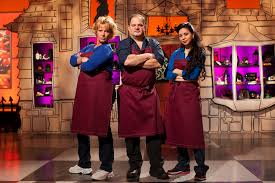 Halloween Cake Wars Judges by Watch Scc Culinary Arts Instructor Sunday On Food Network The