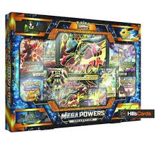 Destruction Rush Theme Deck by Pokemon Tcg Mega Powers Collection Box Booster Packs Promo