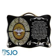 Porta Chave Divino Espírito Santo 03