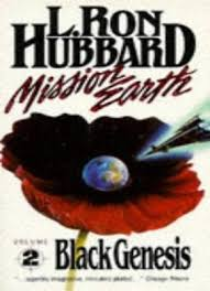 Black Genesis Mission Earth By LRon Hubbard