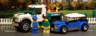 100 Lego City Tow Truck New Video LEGO 60081 Pickup Factor41Play