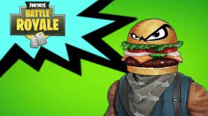 siege burger king fortnite battle royal moments burger king trap