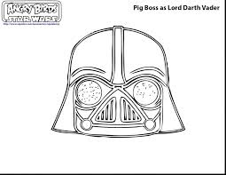 Angry Birds Star Wars Coloring Pages Anakin Luke Skywalker Games Large Size