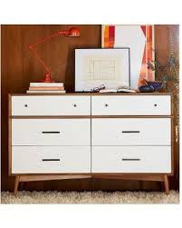 6 Drawer Dresser White by Holiday Shopping U0027s Hottest Deal On West Elm Mid Century 6 Drawer