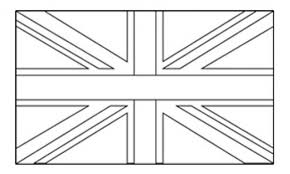 British Flag Coloring Page 18 The Most Incredible With Regard To
