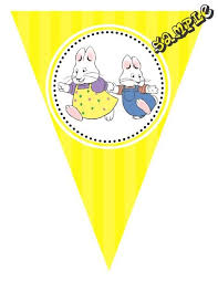 43 Best Max And Ruby Party Ideas Images On Pinterest