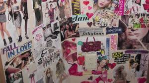 How To Collage Your Wall