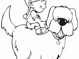 KidscolouringpagesorgPrint Download Baby Dog Coloring