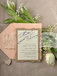 Rustic Wedding Invitations 20 Lace Laser Cut By Forlovepolkadots