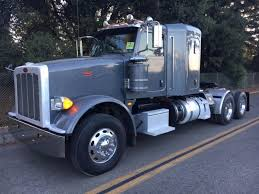 100 Simi Trucks 2014 Peterbilt 367 Sleeper Semi Truck Cummins ISX15 485HP