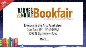 Barnes & Noble Fundraiser Book Fair! | Peoria Notre Dame High School Store Closings By State In 2016 Chandler Fashion Mall Surprise Az Mom Peoria Illinois Wikitravel Notre Dame Hs Pndhs Twitter Phoenixarea Pop Jet Fountains And Splash Playgrounds Black Friday Gottadeal 2017 Ads The Official Home Bradley University Brad Joseph Archives Camper Commercial Real Estate News Gregory Hancock Dance Theatre Program Offers Dations To High Schools Wsmv 4 Cranberry Township Pa Square Retail Space For Lease