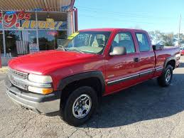 100 Choice Auto And Truck First Sales Middletown OH 2001 Chevrolet Silverado