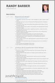 Sample Resume For Restaurant Floor Manager Awesome Regional Account