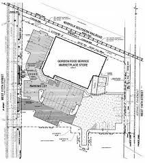 100 Gfs Trucking Gordon Food Services May Build Store On West 117th Street In