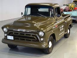 1957 Chevrolet 3100 For Sale #2077463 - Hemmings Motor News 3 Things A Used Plow Truck Needs Autoinfluence Armored Vehicles For Sale Bulletproof Cars Trucks Suvs Inkas Military From The Dodge Wc To Gm Lssv Trend Coolest Ever Listed On Ebay Okosh Wins Contract Build Humvee Replacement For Us New Chevrolet Equinox And In Central Pa 1500 Miles 75 Years Strorunning 1941 Cmp 44 European Collectors Restricted From Buying Tanks Other Vi M1009 Cucv K5 Diesel Blazer 4x4 Gsa Riding Silently Armys Chevy Colorado Zh2 Hydrogen Fuel