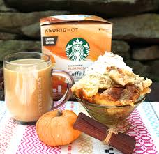Pumpkin Spice Dunkin Donuts K Cups by Cinnamon Spice Challah Bread Pudding Ever After In The Woods