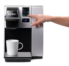 Keurig K150p Commercial Brewer With Direct Water Line Pumping
