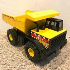 100 Yellow Tonka Truck Mighty Dump 768 XMB975 Made In USA Vintage