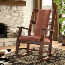 Solid Oak Rocking Chair | Wayfair Vintage Used Antique Rocking Chairs For Sale Chairish Learn To Identify Fniture Chair Styles 1890s Amish With Cane Back And Upholstered Seat Fding The Value Of A Murphy Thriftyfun Stickley Arts Crafts Mission Style Oak Rocker Murphys Rocking Chairgrandparents Had One I Casual Ding Brown Cushion Wood Metal Rolling Caster Serta Upholstery Monaco Wing Rotmans Hay Llrocking Chairnordic Style Design Chair How Replace Leather In An Everyday Solid Oak Carver Ding Room Hall Bedroom Vintage With Arms Carryduff Belfast Gumtree