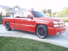 100 2003 Chevy Ss Truck For Sale Custom Silverado Ss For Sale 454 LSX Performancesnet