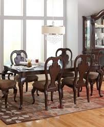 delmont 9 piece dining room furniture set furniture macy s