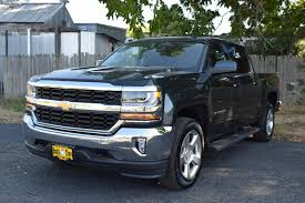 New 2018 Chevrolet Silverado 1500 |Cottage Grove, OR | Cottage Grove ...
