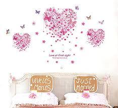 autocollant chambre fille sticker mural chambre fille sticker mural au motif enfant elacphant