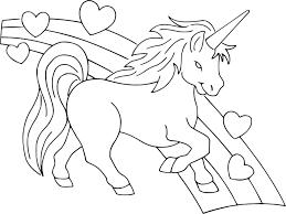 Coloriage Licorne Filename Coloring Page Free Printable Orango