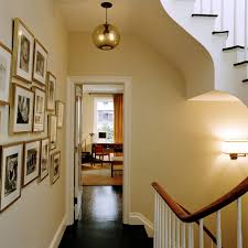 hallway pendant lighting in new york s west side