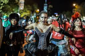 Greenwich Village Halloween Parade 2015 by News Curbed Ny