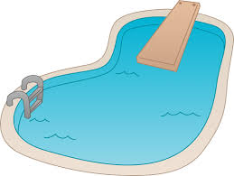 Collection Of Free Diving Clipart Swimming Pool Download On UbiSafe With Board