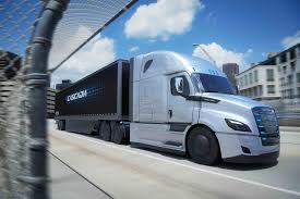 100 Freightliner Select Trucks Daimler Will Convert Portland Factory To Make Electric
