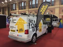 Van Guard Van Accessories At Manchester Toolfair, Plumbexpo ...