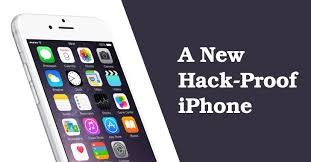 is working on New iPhone Even It Can t Hack