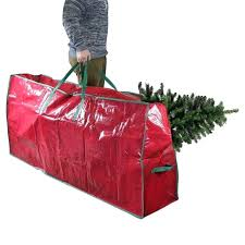 Artificial Christmas Tree Bags For Storage How To Make A Box Your