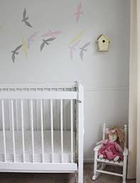 black and grey decor ideas for baby rooms design