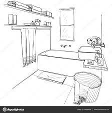 Bathroom Drawing | Dzqxh.com Home Interior Fniture Sofa Armchair Table Stock Vector 440723965 Sample Drawing Gallery Draw Designs Custom Plans Outstanding Plan Designer Free Fresh Homedesign Housketchdrawingdesign For House Best 25 Indian House Plans Ideas On Pinterest Fabulous Design H22 About Ideas With Craftsman Cedar View 50012 Associated Home Plan 1427 Now Available Houseplansblogdongardnercom 28 Images Hutchison Studio Modern My Beautiful